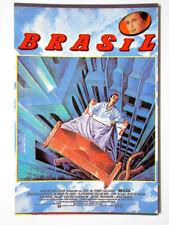 BRAZIL TERRY GILLIAM BRASIL MOVIE POSTER POCKET CALENDAR CARD 1ar