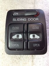 1999 2000 2001 2002 2003 2004 HONDA ODYSSEY SLIDING DOOR CONTROL SWITCH #991
