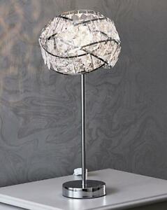 Twist Acrylic Table Lamp YW835