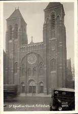 Tottenham. St Ignatius Church # 98262.