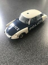 French Dinky Toys Citroen DS19 Police Car