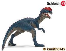 Schleich Dilophosaurus plástico sólido Juguete Animal Dinosaurio Jurásico * Nuevo 💥