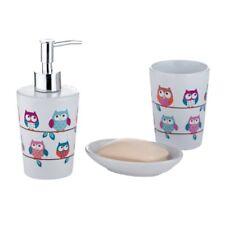 Portasapone e dispenser da bagno multicolore