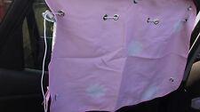 Car Side Window Curtain Sun Shade With Suction Cup. 70CM X 50CM