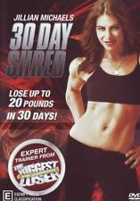 Jillian Michaels: 30 Day Shred  - DVD - NEW Region 4