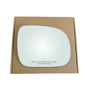 Replacement Mirror Glass for 04-06 Lexus RX330 07-09 RX350 Passenger Side RH New