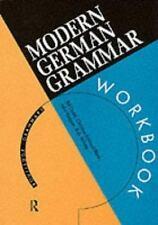 Modern German Grammar Workbook (Modern Grammar Workbooks), Zojer, Heidi, Klapper