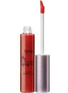 New Tarte Lipsurgence Lip Gloss in Natural Beauty FULL SiZe  $19!