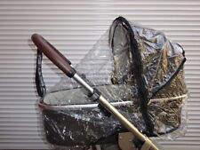 New RAINCOVER Zipped fit Mamas & Papas M&P Sola Urbo/Urbo2 Carrycot & Seat Unit