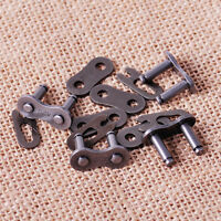 4 Sets 420 Chain Master Link Fit for 50cc 70cc Dirt bike ATV Motorbike Bicycle