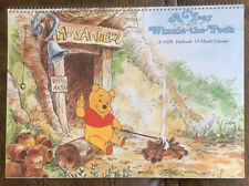 NOS NEW Hallmark 1978 calendar Disney Winnie the Pooh COLLECTIBLE OR PIC FRAMING