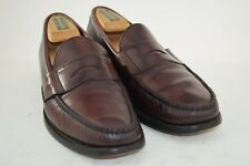 Allen Edmonds Paxton Loafers in Cordovan Color Size 11 A Made in U.S.A