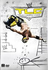 WWE Wrestling - TLC 2010 Tables Ladders Chairs (DVD)
