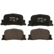 Disc Brake Pad Set Rear Federated D835C