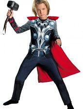 Thor Marvel Avengers Superhero Child Costume