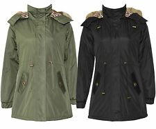 Leopard Hand-wash Only Coats, Jackets & Vests for Women