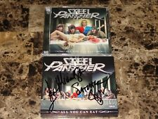 Steel Panther Rare Band Signed CD DVD All You Can Eat Best Buy Exclusive + COA