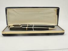 Vintage Boxed Parker Duofold (1960's) Fountain Pen & Mechanical Pencil Set  WK14
