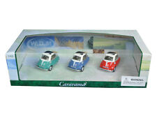 BMW ISETTA SET OF 3 CARS 1/43 DIECAST CAR MODELS BY CARARAMA 35317