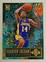 2016-17 Panini Court Kings Brandon Ingram RC Rookies I #102 Los Angeles Lakers