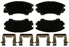Brand NEW Front Disc Brake Pad Set ACDelco 14D1404CHF1