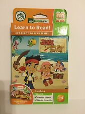 Leap Frog Tag Junior Jake and the Never Land Pirates Leap Reader Junior