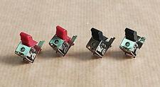 Pièce détachée Amplificateur SCOTT A436.Mécanismes des pinces  bornier SPEAKER.