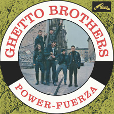 Ghetto Brothers Power-Fuerza (Latin/Funk) - LP 33T