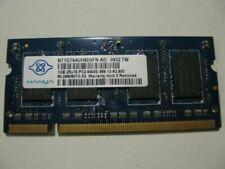 Mémoires RAM pour ordinateur pour SO-DIMM pour 1 Go totale