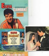 CD Elvis PRESLEY Clambake (1967) - Mini LP REPLICA - 13-track CARD SLEEVE + CARD