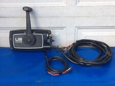 Mercury US Marine Force Mariner Side Mount Outboard Remote Control W/ Harness