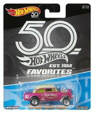 HOT WHEELS 1:64 Favorites Pink '55 Bel Air Gasser