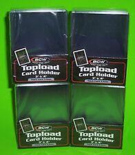 40 THICK 138PT. 3X4 TOPLOAD CARD HOLDER, 2-3/4x3-7/8x1/8 , 3.5MM RIGID PLASTIC