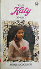 What Katy Did Next by Susan Coolidge acceptable cond FREE AU POST paperback 1988