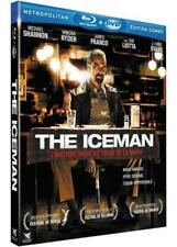 THE ICEMAN M.Shannon  Combo Edition Blu-ray + DVD FREE POST mmoetwil@hotmail.com