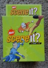 Nick SCENE IT? Nickelodeon DVD Game Replacement Trivia Reference Card Part Piece