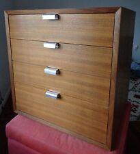 Vintage Mid-Century 1950s Herman Miller BCS Walnut Cabinet GEORGE NELSON +++Cond
