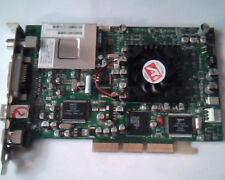 AGP Grafikkarte ATI Rage Theater 109-84800-10 Treiber 8500DV 64M DDR DVI VID I/O CATV-DV