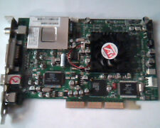 AGP card ATI Rage Theater 109-84800-10 AIW 8500DV 64M DDR DVI VID I/O CATV DV