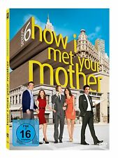3 DVD-Box ° How I met your mother - Staffel 6 ° NEU & OVP
