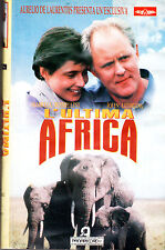 L' ULTIMA AFRICA (1992) VHS Panarecord - Isabella  ROSSELLINI