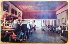 c. 1948 TOMBSTONE, AZ, CRYSTAL PALACE SEEBURG 147 148 TRASHCAN JUKEBOX POSTCARD