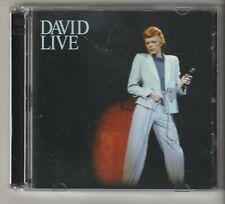 David BOWIE - David Live - Album 2 CD 21 titres / 21 tracks ( 2005 )