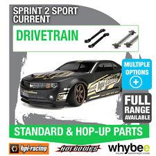 HPI SPRINT 2 SPORT [CURRENT KITS] [Drivetrain Parts] New HPi Parts!