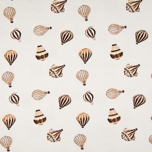 Stoff Jersey Baumwollstoffe Jerseystoffe Kinderstoffe mit Baumwolle Ballon
