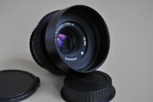 HELIOS -77M-4 1.8 /50mm NEW OLD STOCK Canon EF Extreme Mod  FOLLOW-FOCUS RINGS