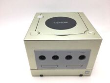 """Nintendo Gamecube GC Starlight Gold Toys""""R""""Us Limited Console Only Japan NTSC"""