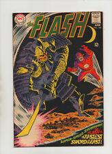 Flash #180 - Samurai Super-Speed Showdown - (Grade 5.0) 1968