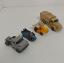Vintage Wiking HO Scale Lot Of 4