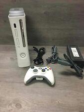 Microsoft Xbox 360 White Console Bundle